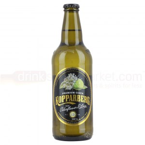 KOPPARBERG - Elderflower Cider