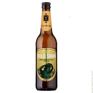 THORNBRIDGE WILD SWAN WHITE